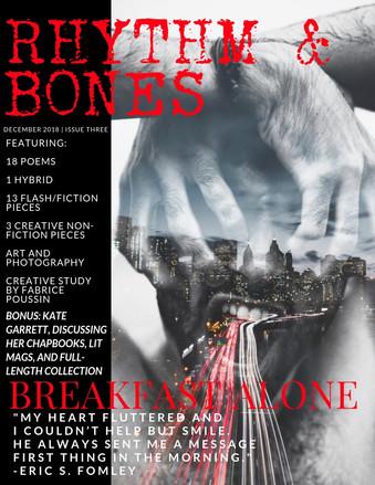 Issue Three: Breakfast Alone