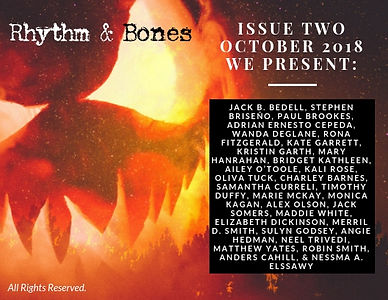 Twitter - All Writers Issue Two Postcard
