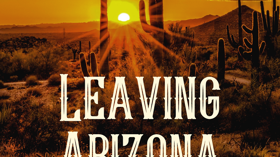 Leaving Arizona (eBook)