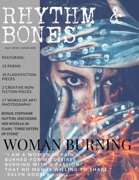 Issue One: Woman Burning