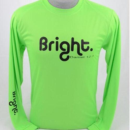Classic Rashguard Neon Green / Black