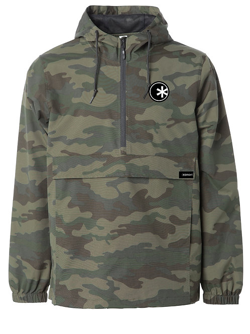 Bright. Camo Windbreaker