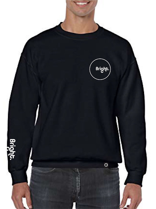 Rounded Sweater (Black)