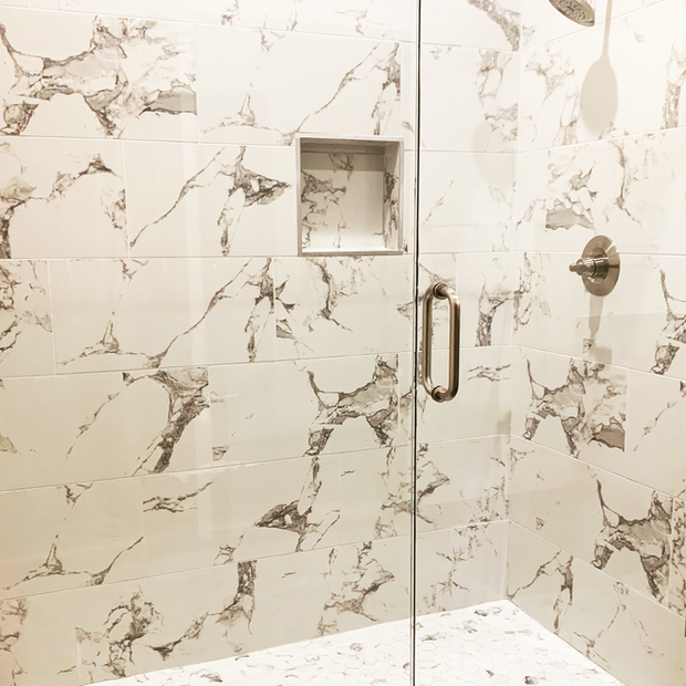 Encased Shower