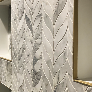 Upclose Detailed Tile