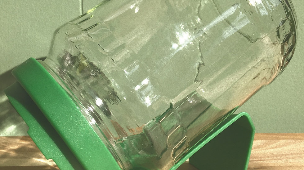 Seed Sprouting Jar