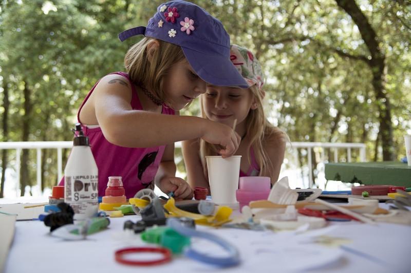 Eko-kreativna radionica za djecu