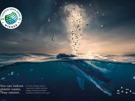 Europska ekološka nagrada za Studio Tumpić/Prenc i aMORE festival