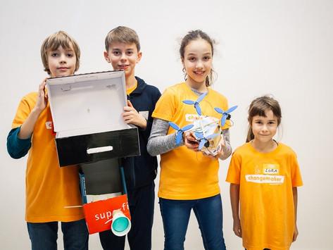 DESIGNATHON za djecu na temu plastičnog otpada, PRIJAVI SE!