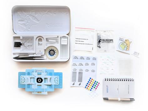 aMORE EDU: Foldscope radionica za djecu | PRIJAVE