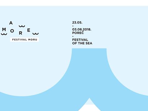 Najavljen aMORE festival moru 2018.