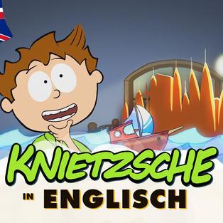 Knietzsche in Englisch