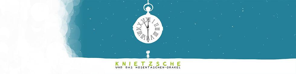 Knietzsche und das Hosentaschenorakel, Roman für Kinder