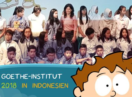 Knietzsche Workshop im Goethe Institut Jakarta