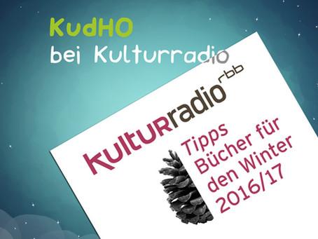 Das Hosentaschen-Orakel beim Kulturradio!