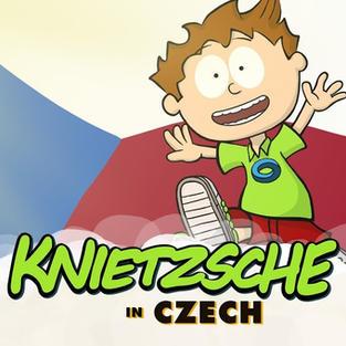 Knietzsche in Czech