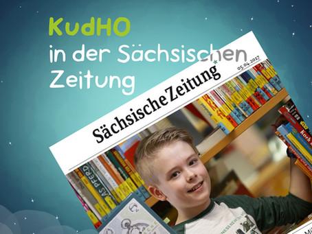 Das Hosentaschen-Orakel in der Sächsischen Zeitung