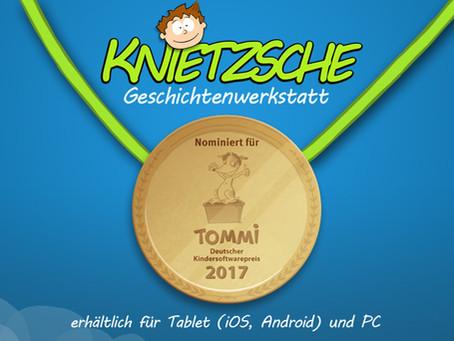 TOMMI Nominierung 2017