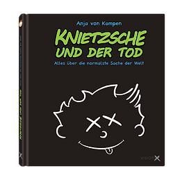 Knietzsche und der Tod, Sachbuch