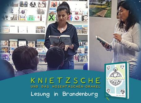 Anja in Brandenburg