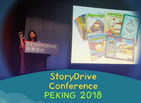 StoryDrive Conference Peking