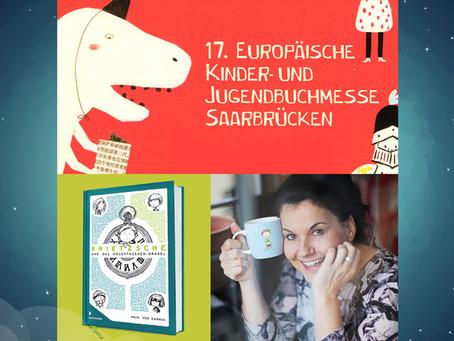Kinderbuchmesse Saarbrücken
