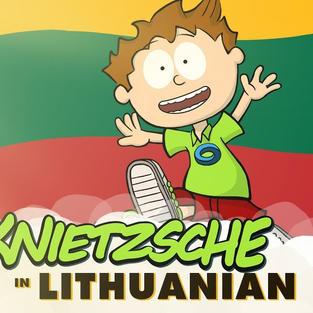 Knietzsche in Lithuanian