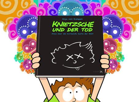 Es ist vollbracht - Das Knietzsche und der Tod Buch ist da!