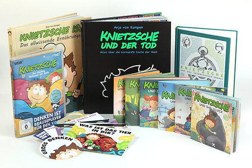 Ultimatives Knietzsche Fan Paket