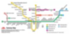 トロント地下鉄路線図(オフィス).png