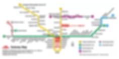 トロント地下鉄路線図(オフィス&図書館).png