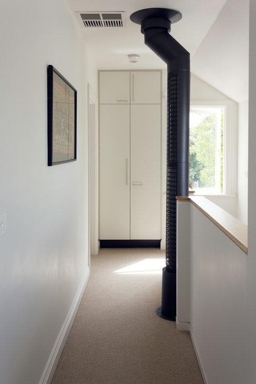 MACASAR hallway