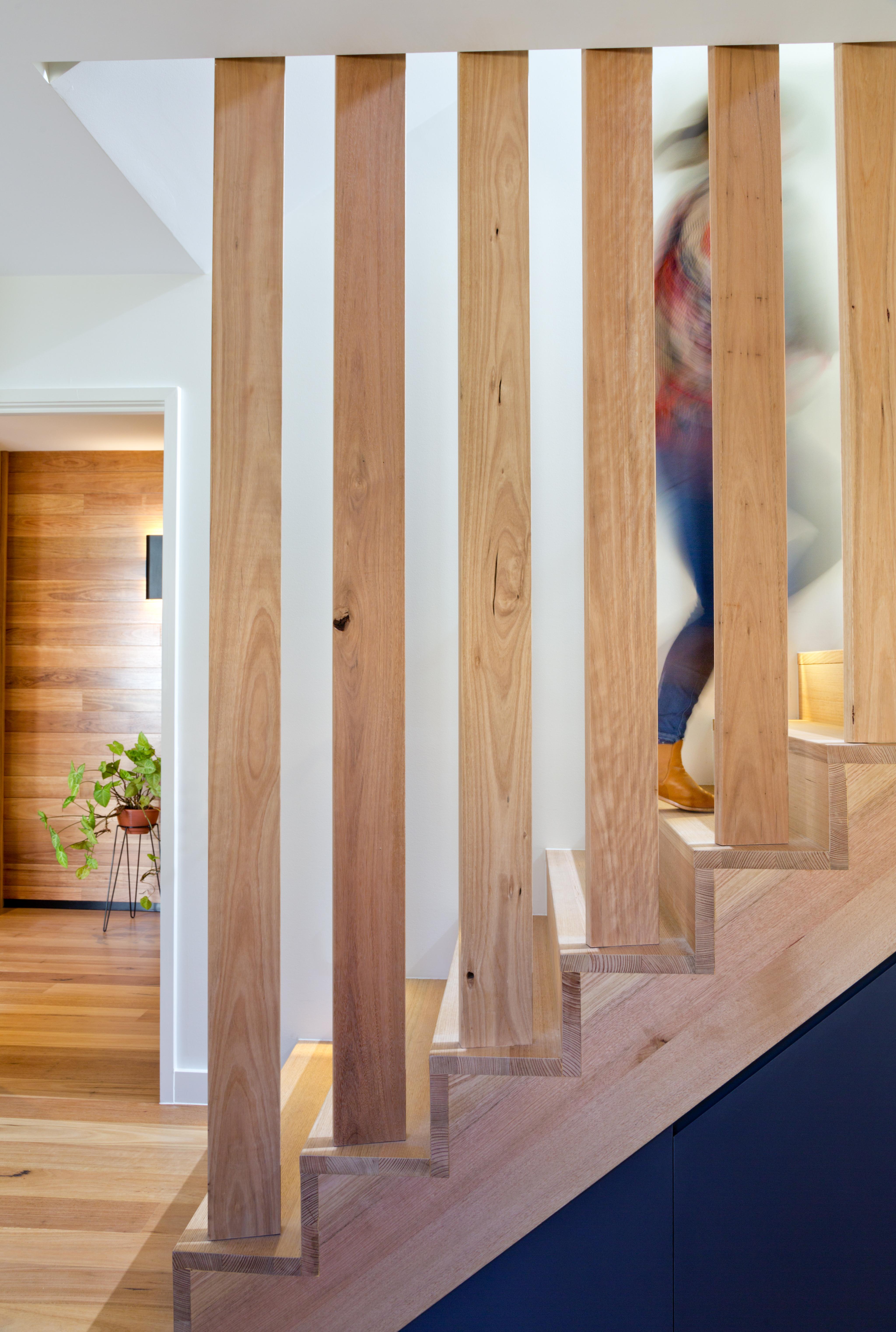 MACASAR Ivanhoe Stairs