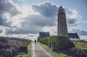 The Cotentin Lighthouse
