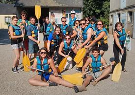 Kayak Normandy