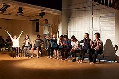 Barn Performance Space