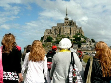 Experience Mont St Michel