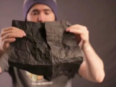 Blackwrap: Aluminum Foil on Steroids