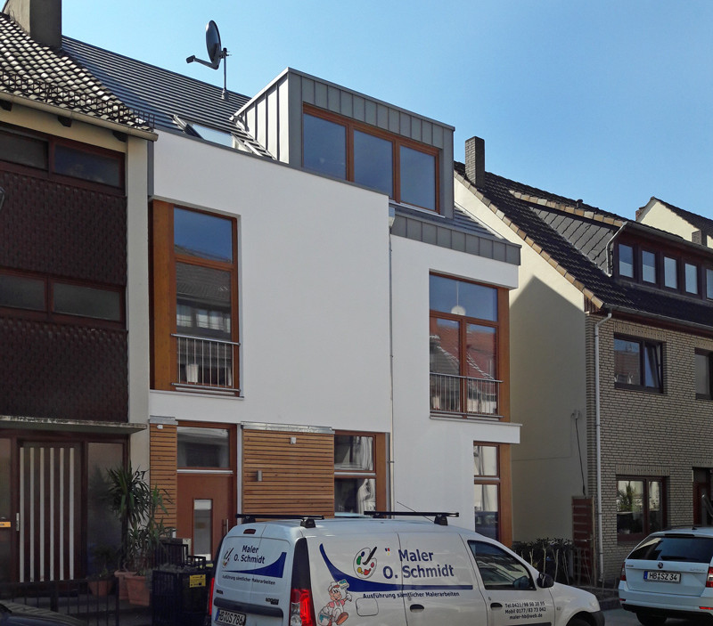 Neubau MFH Plattenheide