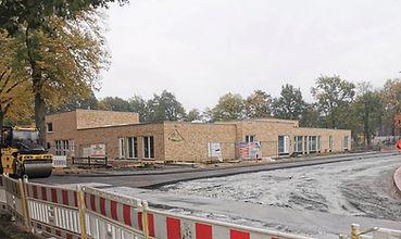 Fassade Kita Oberneuland Bremen Bruns un