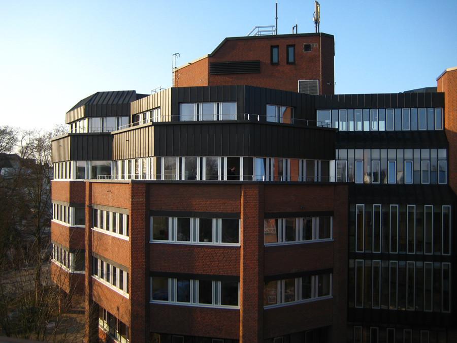 Sanierung Sozialverwaltungszentrum