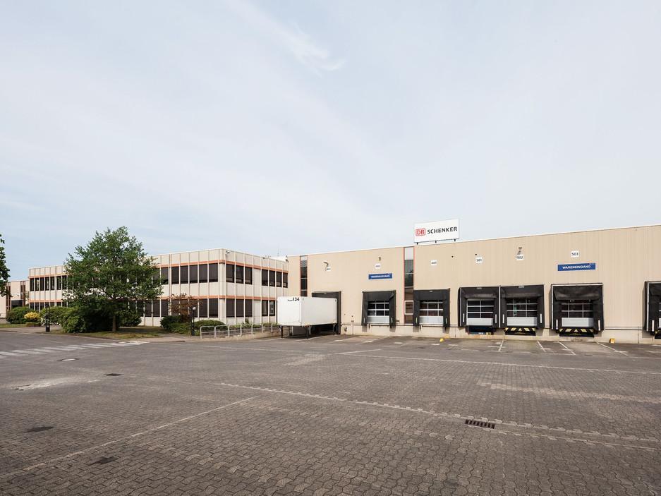 Umbau/ Brandschutzsanierung Gewerbekomplex Bruchweide