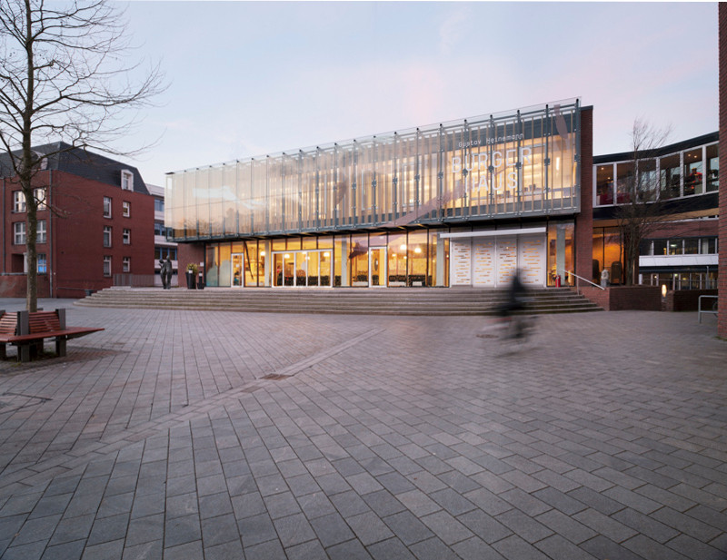 Umbau/ Sanierung Bürgerhaus