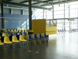 Umbau Ryanair Terminal E