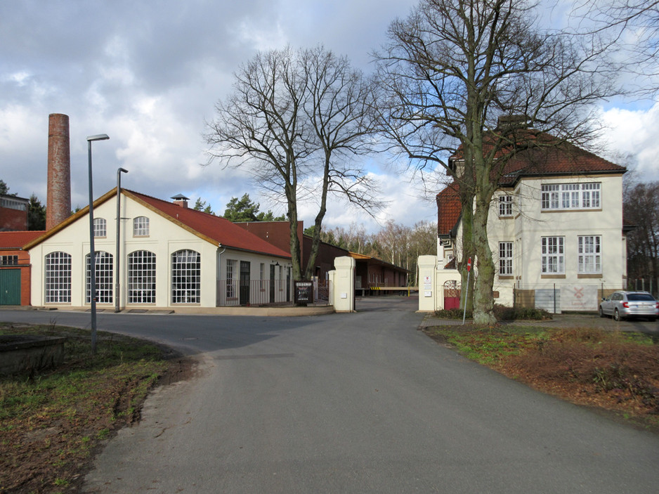 Sanierung/ Vorentwurfsplanung Museum Krafthaus Senfmühle