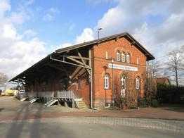 Umbau/ Sanierung Güterschuppen Eystrup