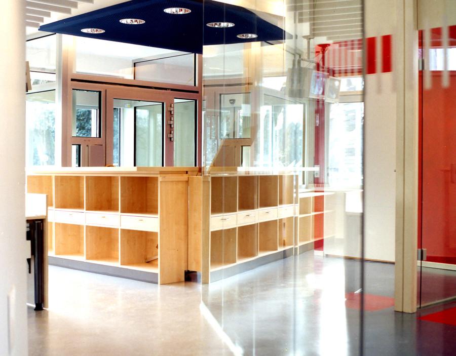 Umbau Polizeiwache Schwachhausen