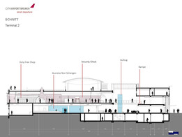 Vorentwurfplanung Smart Departure