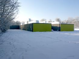 Neubau Schießsportanlage BSV