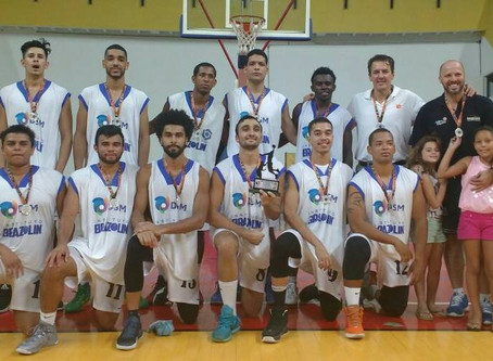 Time Adulto do Instituto Brazolin Paraisópolis chega na final da LIGA PAULISTA DE BASQUETE 2017 !!!